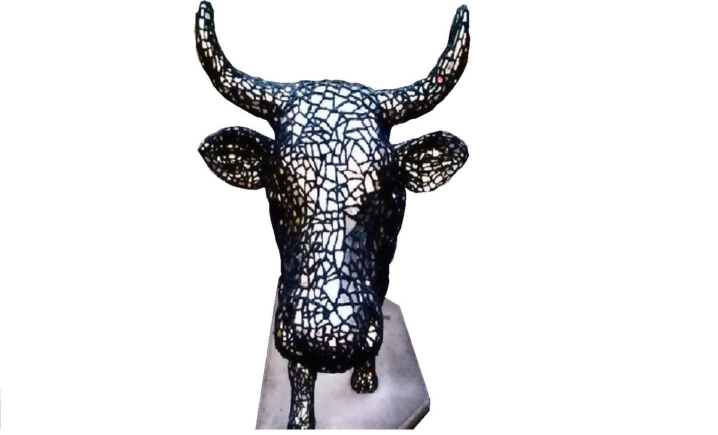 Mirroriam, Cows Parade Chicago 1999