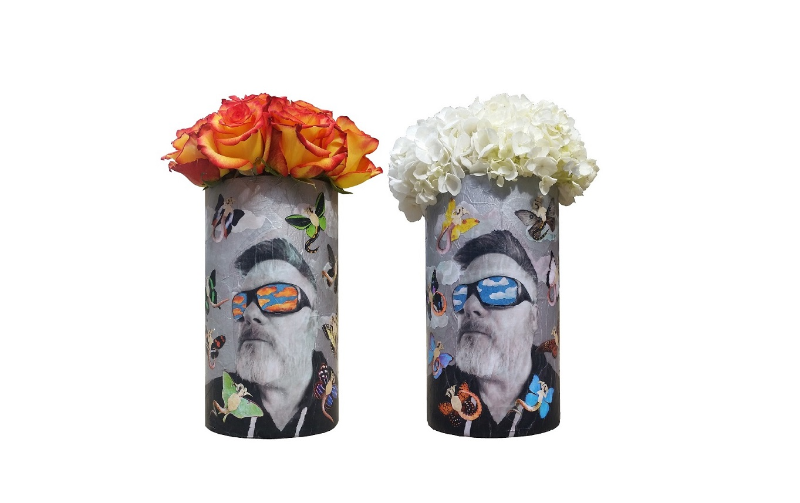 Demons/Angels Vase 2015