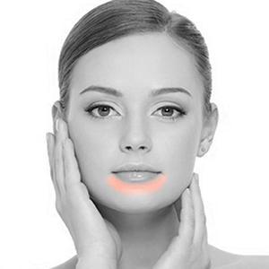 lower lip