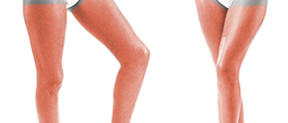 Women Full Legs and Feet Laser Hair Removal in NYC