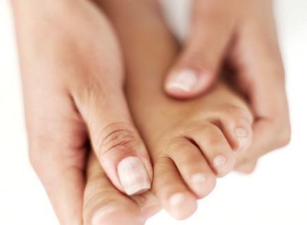 The Secret to soft feet!