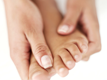 The Foot and How it Affects the Whole Body