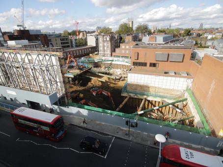 Kings Road Excavation Update