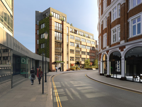 Capital and Provincial acting as Project Managers on one of London's most sustainable Developments