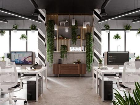 C&P Move Soho Offices