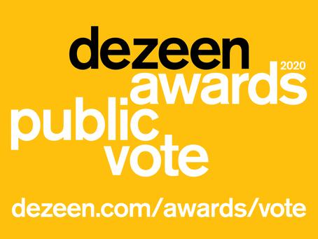 Duke of York Restaurant Shortlisted for Dezeen Award - Vote Here