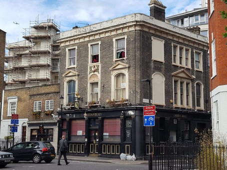 C&P line up with DBA to put new Pub, housing and apartments on the King's Road