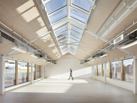 Merchants' Hall Project Shortlisted for Award