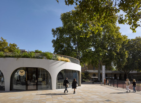 Duke of York Restuatant shortlisted for RIBA top prize