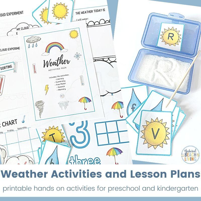 kimberly huff - Weather Activities Bundl