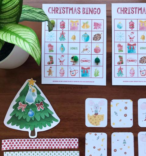 the art kit - the art kit_christmas games printable pack photo 4.jpg