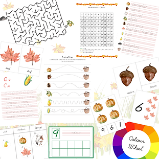 My Montessori Hub - Autumn Study Pack.pn
