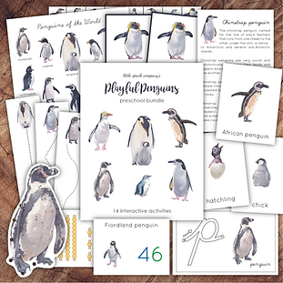 Amanda Walton - PlayfulPenguins_LittleSp