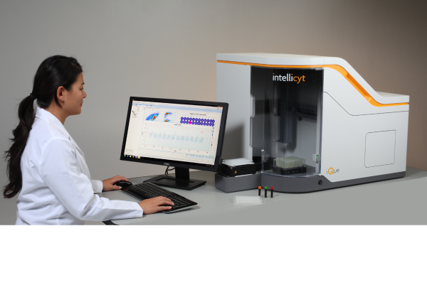 iQue flow cytometer