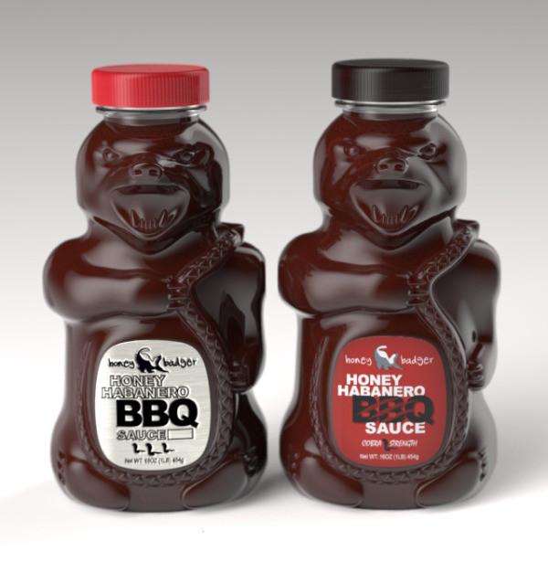 Honey Badger BBQ Sauce