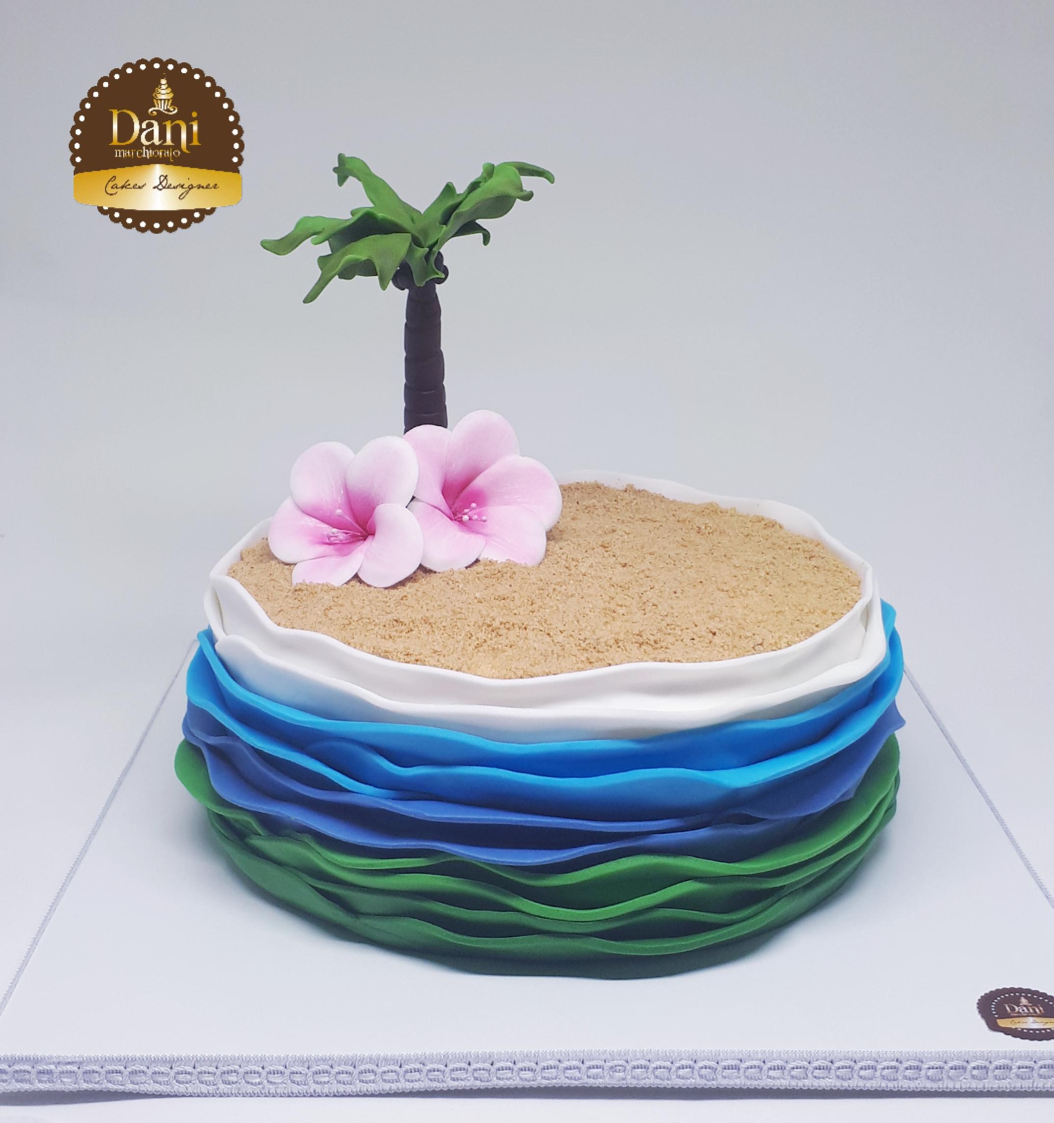 Bolo Havaiano
