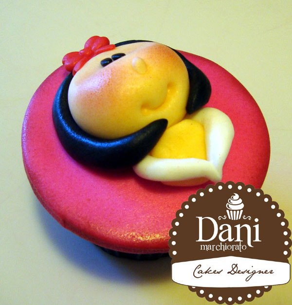 Cupcake Princesa 2