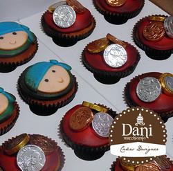 Cupcakes Piratinha 2