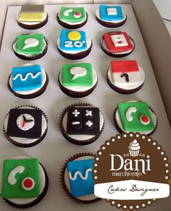 Cupcakes Aplicativos