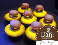 Cupcakes Hamburguers