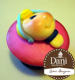 Cupcake Princesa 1