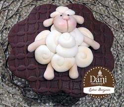 Cupcake Carneirinho 2
