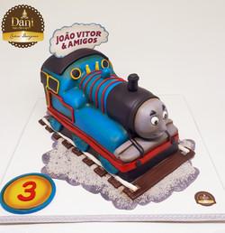 Bolo Trem Thomas
