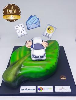 Bolo Ecológico Renault - Servicenow
