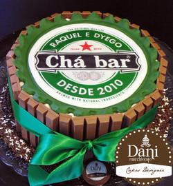 KItkat Chá Bar Heineken