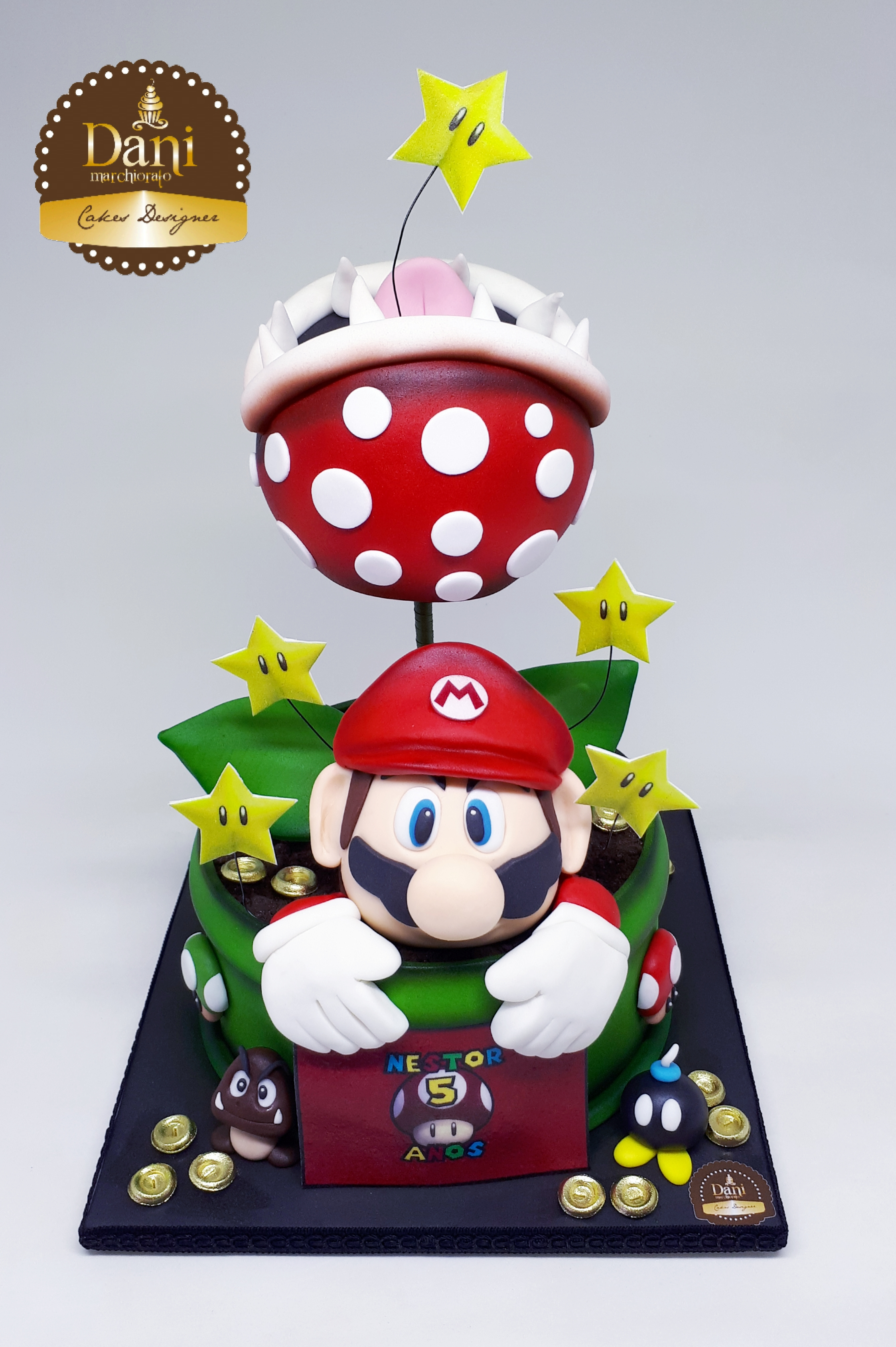 Bolo Mario Bros