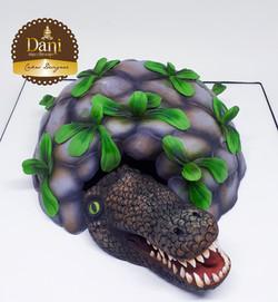 Bolo Dinossauro