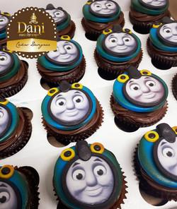Cupcake Trem Thomas