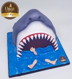 Bolo Tubarão