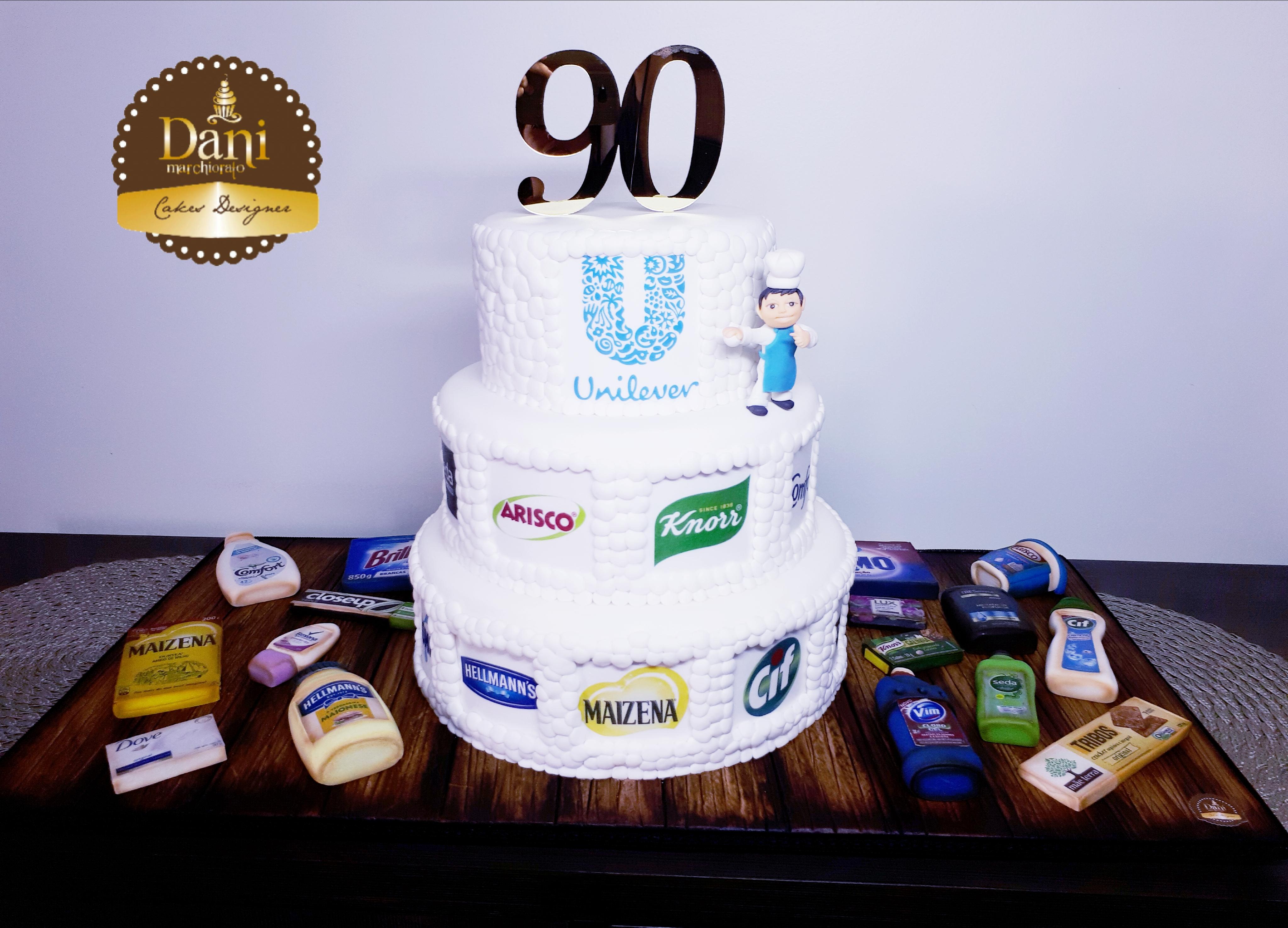 Bolo Unilever