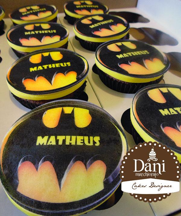 Cupcakes Batman