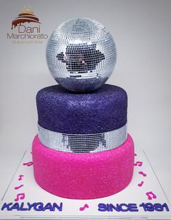 Bolo Glow Cake Andares