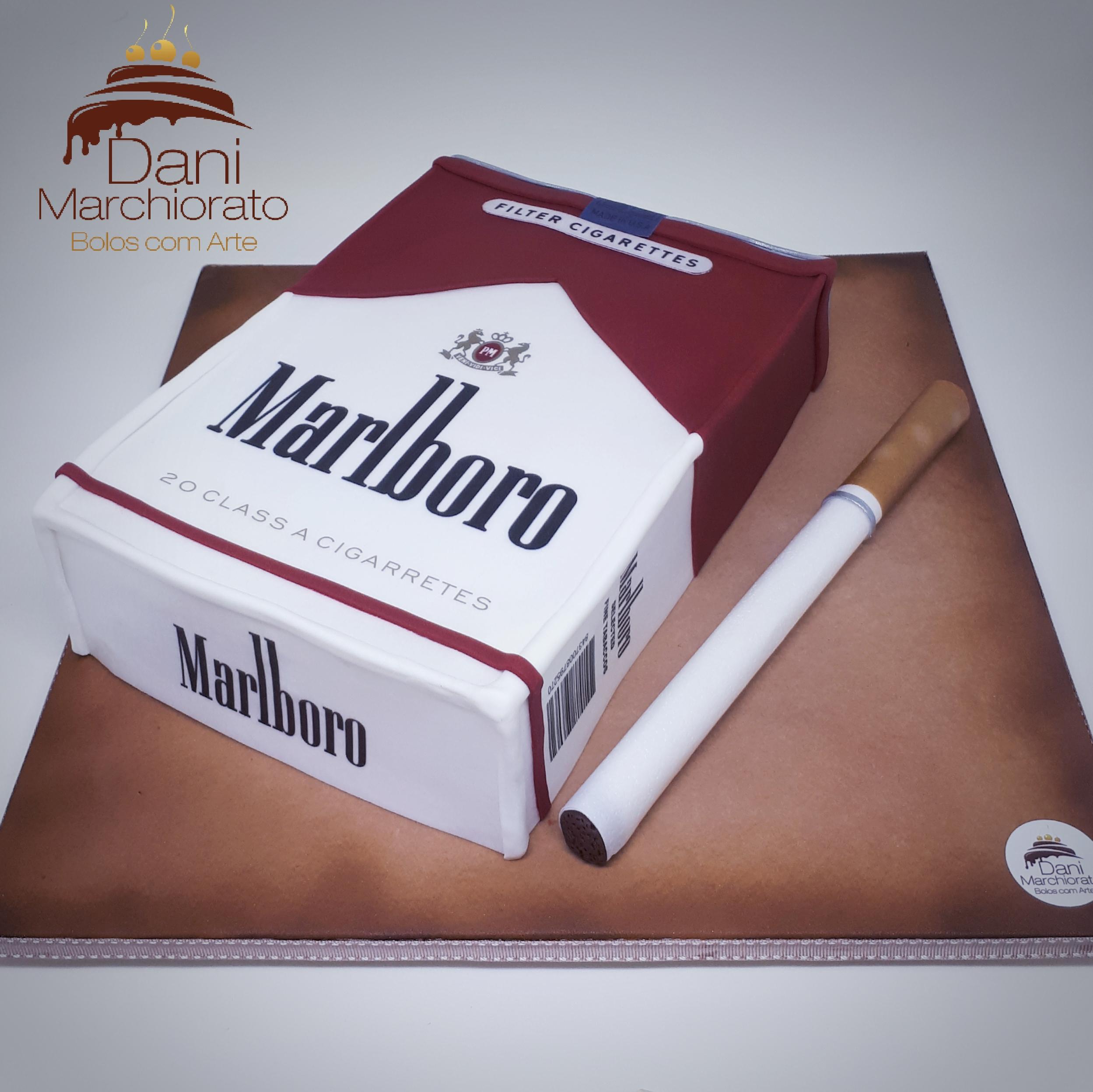 Bolo Cigarro
