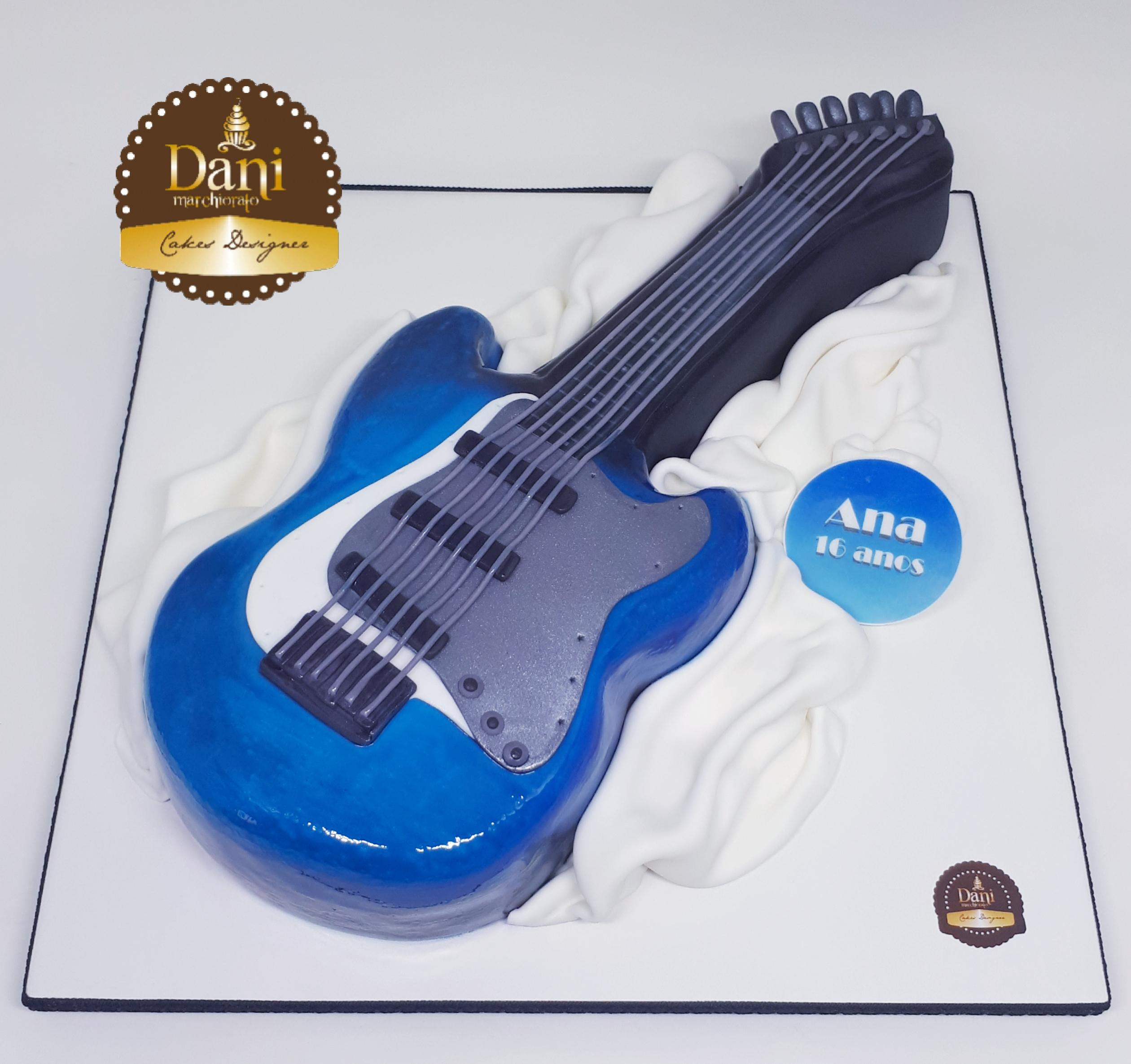Bolo Guitarra