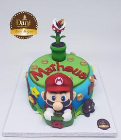 Bolo Super Mario