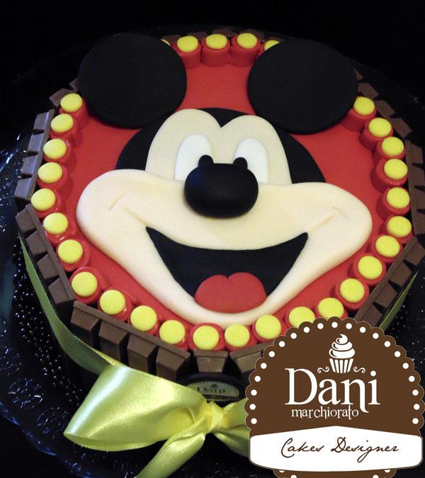Kitkat Rosto Mickey