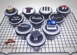 Cupcakes Musicais