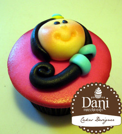 Cupcake Princesa 4