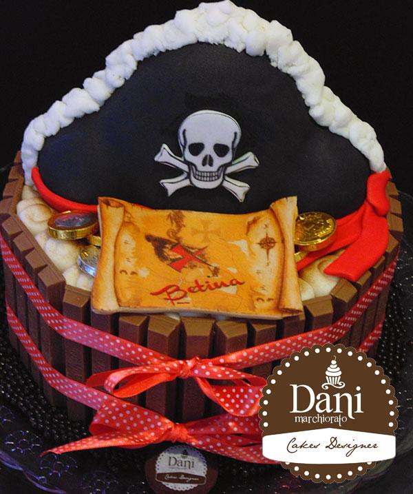 Kitkat Chapéu Pirata