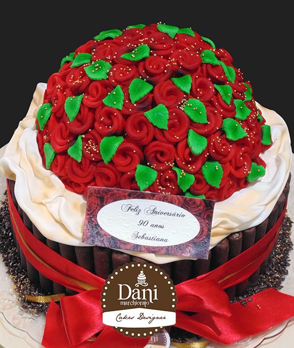 Kitkat Mini Rosas Vermelhas