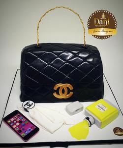 Bolo Bolsa Chanel