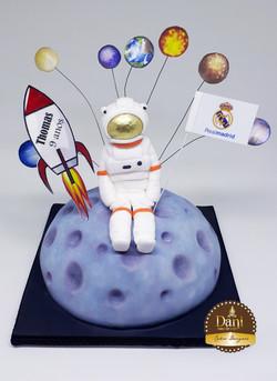 Bolo Astronauta