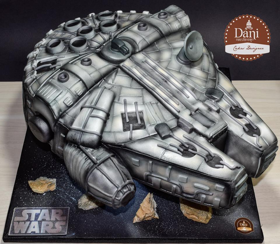 Bolo Millenium Falcon Star Wars