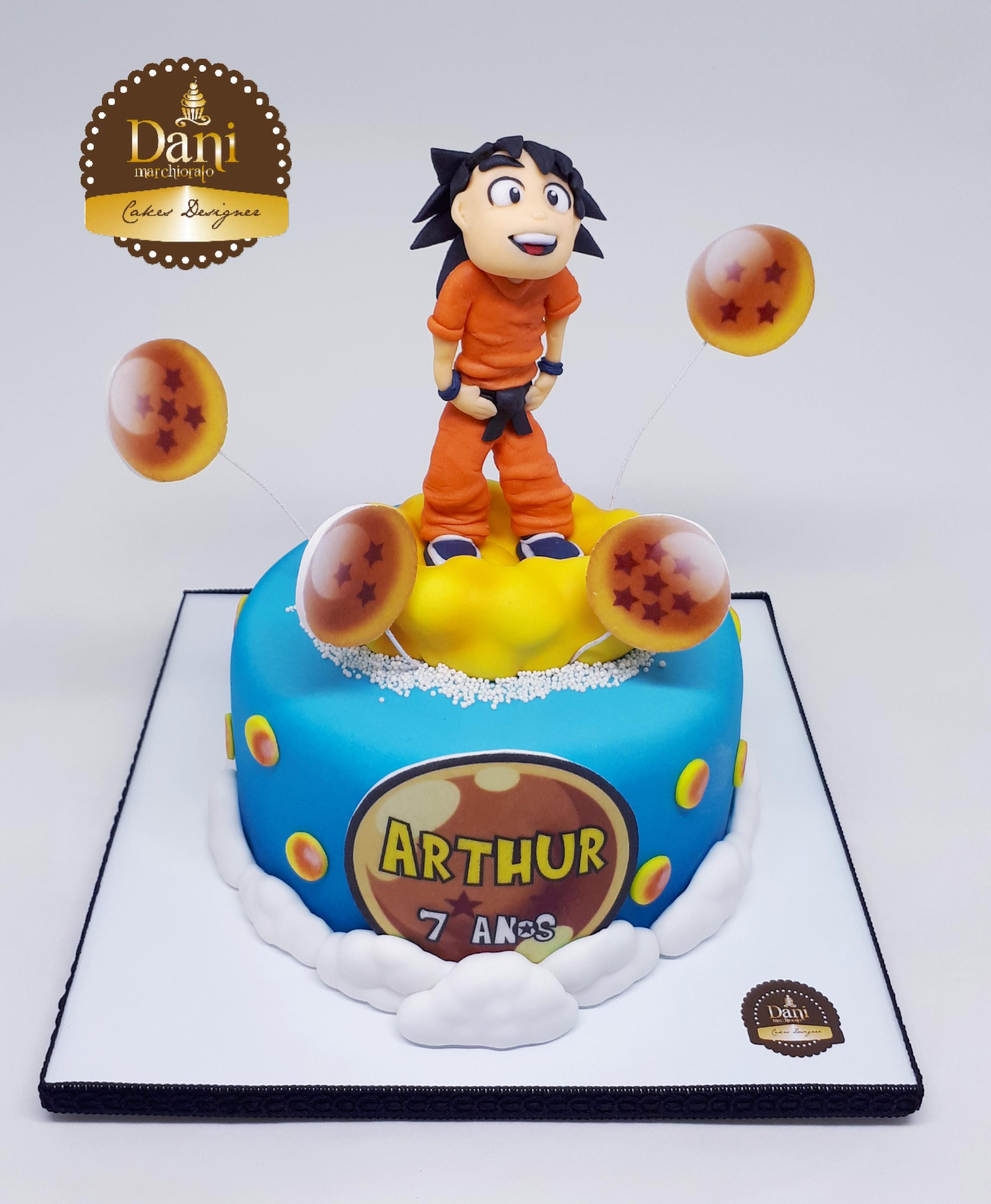 Bolo Goku