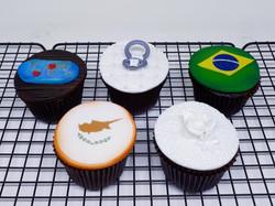 Cupcake Noivado Exterior