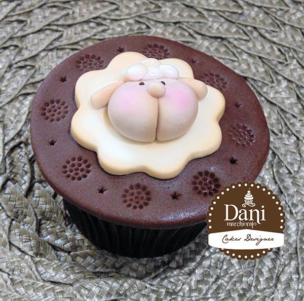 Cupcake Carneirinho
